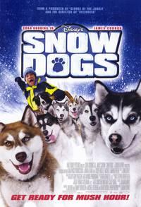 Постер Снежные псы