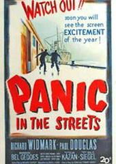 Паника на улицах