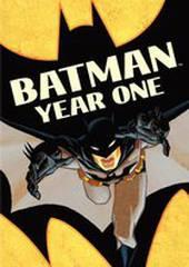 Бэтмен: Год первый (видео)