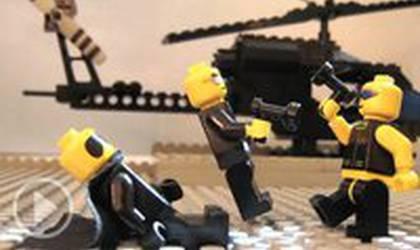 Lego-фрагмент