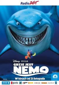 Постер В поисках Немо