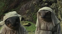 """Кадр из фильма """"Звёздные Войны: Последние джедаи"""" - 2"""