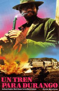 Постер Поезд на Дуранго