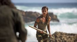 """Кадр из фильма """"Tomb Raider: Лара Крофт"""" - 2"""