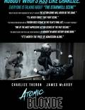 """Постер из фильма """"Взрывная блондинка (Атомная блондинка)"""" - 1"""