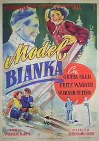 Постер Modell Bianka