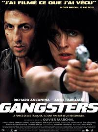 Постер Гангстеры