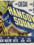 """Постер из фильма """"Хэнговер-сквер"""" - 1"""