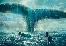 Крис Хемсворт против кита в первом трейлере «В сердце моря»