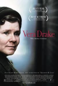 Постер Вера Дрейк