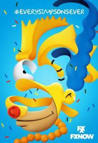 Постер Симпсоны