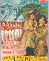 """Постер из фильма """"Поющие под дождем"""" - 1"""