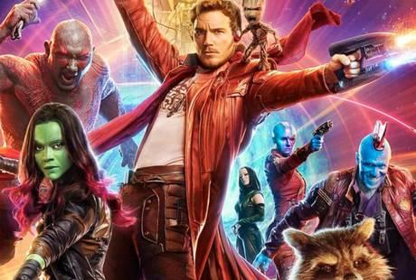 В «Стражах галактики 2» будет целых 5 сцен после финальных титров