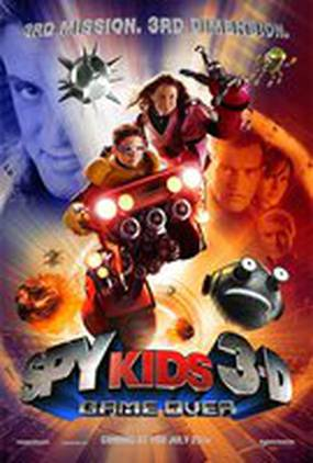 Дети шпионов 3: Игра окончена
