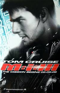 Постер Миссия: невыполнима 3
