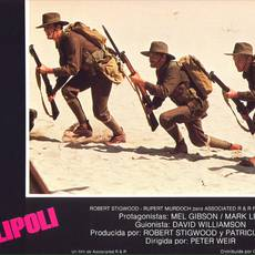 "Кадр из фильма ""Галлиполи"" - 9"