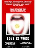 """Постер из фильма """"Love Is Work"""" - 1"""