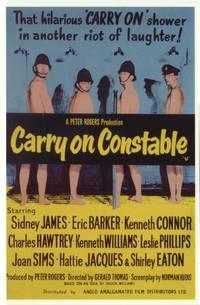 Постер Carry on, Constable