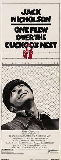 Постер Пролетая над гнездом кукушки