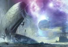 «Моби Дик» окажется в космосе