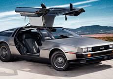 Автомобиль DeLorean из «Назад в будущее» отреставрирован