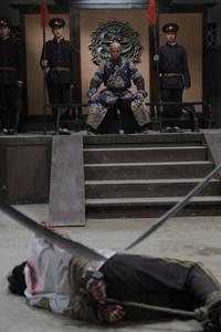Кадр Женщина-рыцарь Зеркального озера