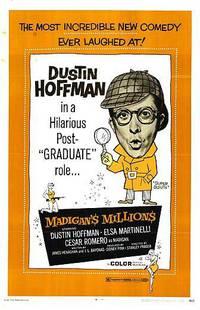 Постер Миллионы Мадигана