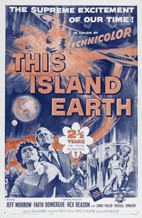 Постер Этот остров Земля