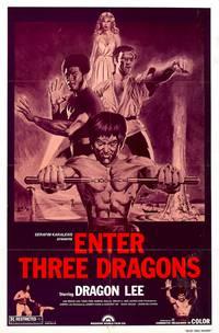 Постер Выход трёх драконов
