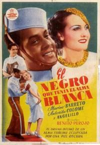 Постер El negro que tenía el alma blanca