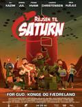"""Постер из фильма """"Экспедиция на Сатурн"""" - 1"""