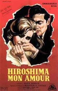 Постер Хиросима, моя любовь