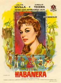 Постер Habanera