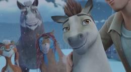 """Кадр из фильма """"Эллиот – самый маленький олень Санты"""" - 1"""