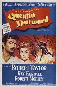 Постер Квентин Дорвард