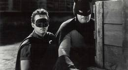 "Кадр из фильма ""Бэтмен"" - 1"