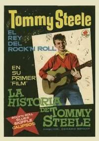 Постер История Томми Стила