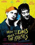 """Постер из фильма """"Как разговаривать с девушками на вечеринках"""" - 1"""