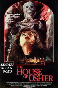 Постер Дом Ашеров