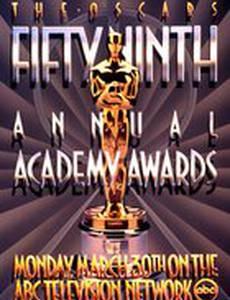 59-я церемония вручения премии «Оскар»
