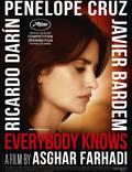 """Постер из фильма """"Все знают"""" - 1"""