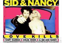 Постер Сид и Нэнси