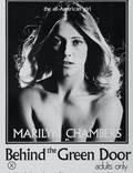 """Постер из фильма """"За зеленой дверью"""" - 1"""