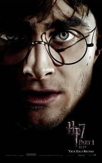 Постер Гарри Поттер и Дары смерти: Часть 1