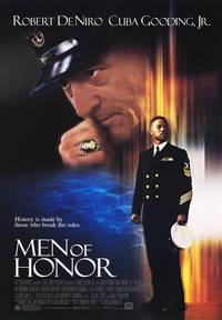 Постер Военный ныряльщик