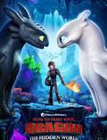 """Постер из фильма """"Как приручить дракона3"""" - 1"""
