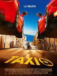 Постер Такси5