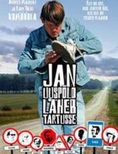 Ян Ууспыльд едет в Тарту
