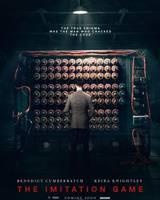 """Постер из фильма """"Игра в имитацию"""" - 7"""