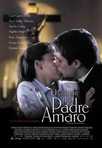 Постер Тайна отца Амаро